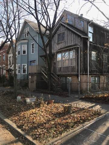 1257 W Nelson Street, Chicago, IL 60657 (MLS #10621268) :: The Perotti Group | Compass Real Estate