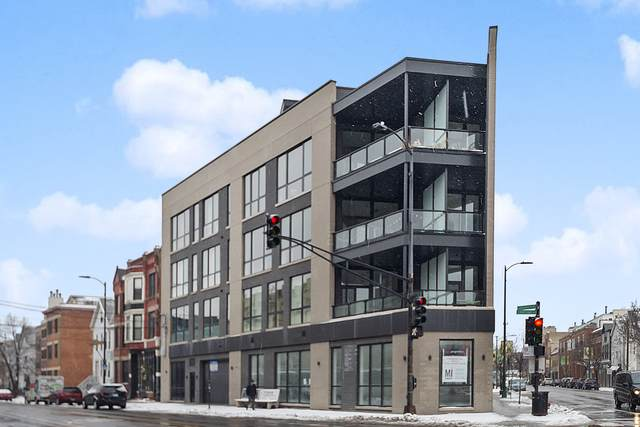 2800 N Lincoln Avenue 4N, Chicago, IL 60657 (MLS #10621273) :: The Perotti Group | Compass Real Estate