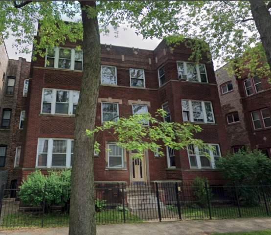 1521 67th Place, Chicago, IL 60637 (MLS #10621344) :: Angela Walker Homes Real Estate Group