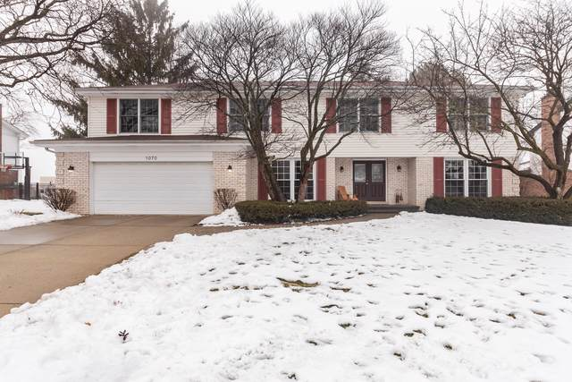 1070 Summit Drive, Deerfield, IL 60015 (MLS #10621349) :: The Wexler Group at Keller Williams Preferred Realty