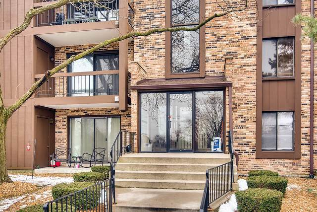 7525 175th Street #812, Tinley Park, IL 60477 (MLS #10621364) :: The Wexler Group at Keller Williams Preferred Realty