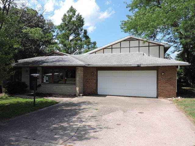 1 Shady Lane, Danville, IL 61832 (MLS #10621372) :: Property Consultants Realty