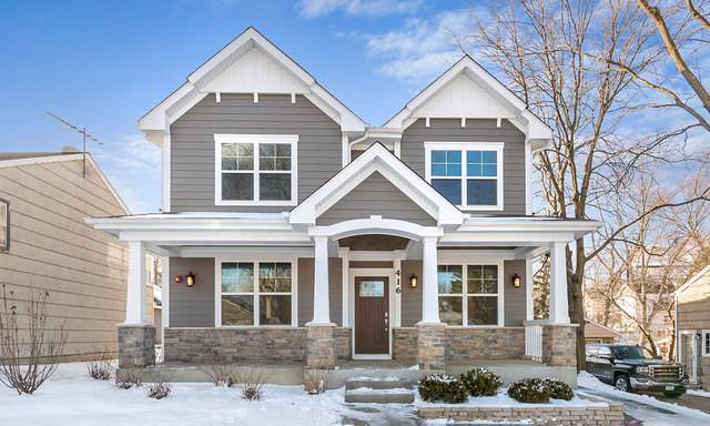416 Evergreen Avenue, Glen Ellyn, IL 60137 (MLS #10621407) :: The Wexler Group at Keller Williams Preferred Realty