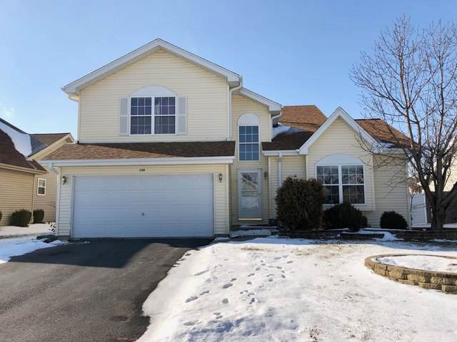 1209 Bluejay Lane, Plainfield, IL 60586 (MLS #10621459) :: The Wexler Group at Keller Williams Preferred Realty