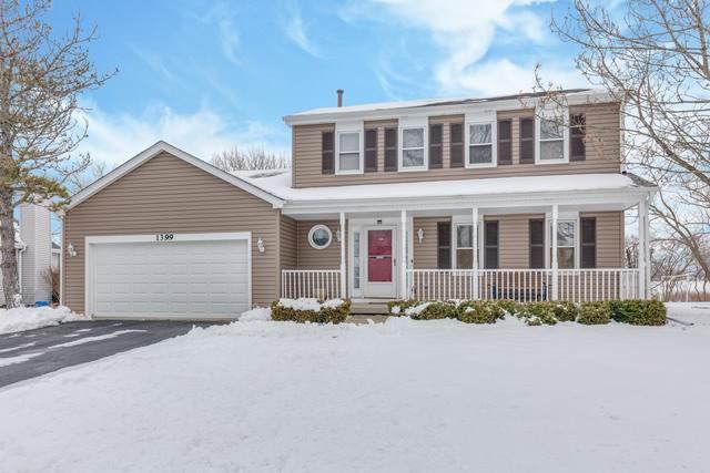 1399 Loch Lomond Drive, Crystal Lake, IL 60014 (MLS #10621494) :: Angela Walker Homes Real Estate Group