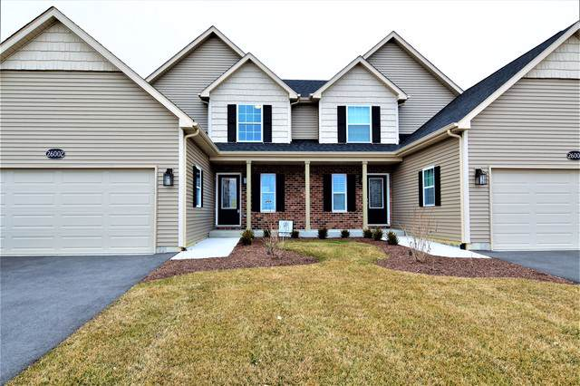 26002 W Sandy Knoll Drive, Channahon, IL 60410 (MLS #10621503) :: The Wexler Group at Keller Williams Preferred Realty