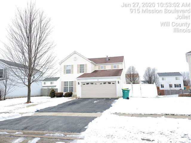 913 Mission Boulevard, Joliet, IL 60436 (MLS #10621521) :: The Wexler Group at Keller Williams Preferred Realty