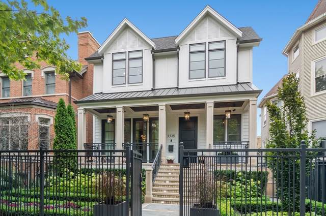 4431 N Hamilton Avenue, Chicago, IL 60625 (MLS #10621563) :: The Mattz Mega Group