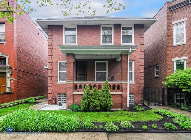 5130 S Ellis Avenue, Chicago, IL 60615 (MLS #10621576) :: The Mattz Mega Group