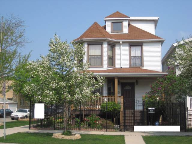 4055 N Maplewood Avenue, Chicago, IL 60618 (MLS #10621595) :: The Mattz Mega Group
