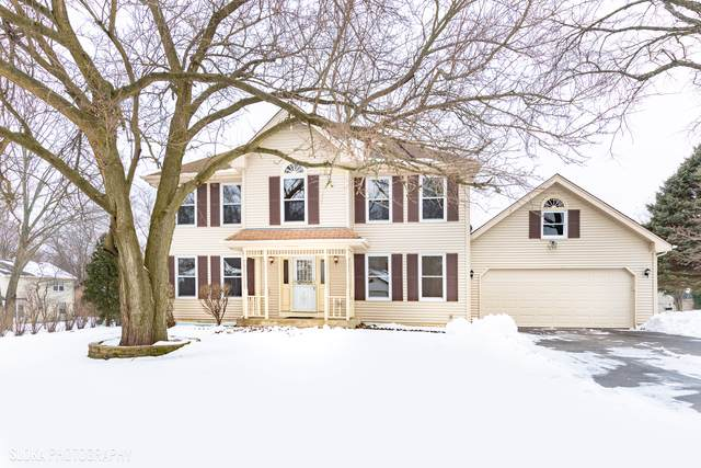 180 Decker Drive, Cary, IL 60013 (MLS #10621599) :: Property Consultants Realty
