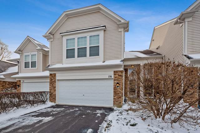 776 Pointe Drive, Crystal Lake, IL 60014 (MLS #10621625) :: Property Consultants Realty