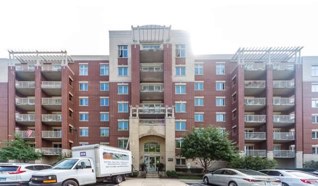 8727 W Bryn Mawr Avenue #301, Chicago, IL 60631 (MLS #10621790) :: Helen Oliveri Real Estate