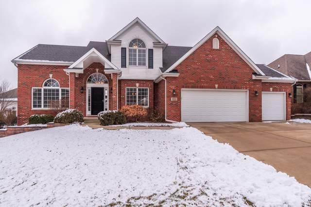 2803 Hubbard Drive, Bloomington, IL 61704 (MLS #10621915) :: BN Homes Group