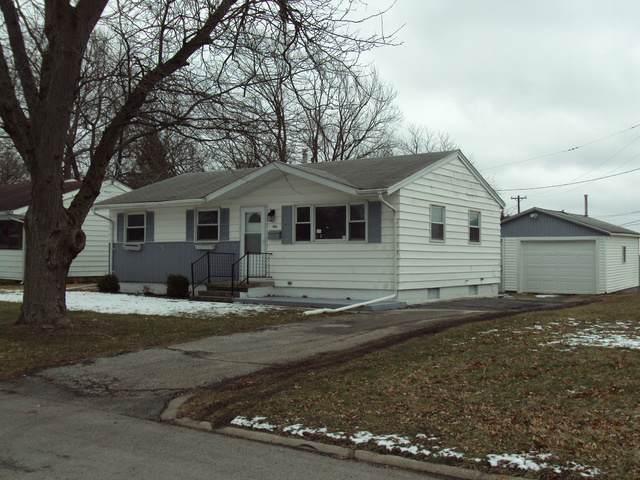 405 Broadmeadow Road, Rantoul, IL 61866 (MLS #10622024) :: Ryan Dallas Real Estate