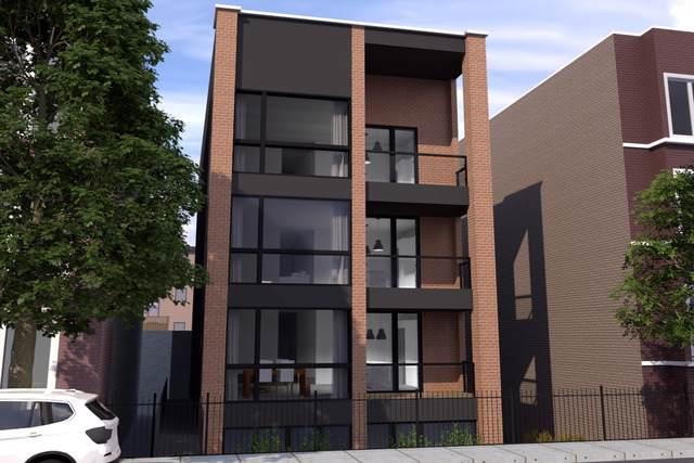 1450 N Bosworth Avenue #3, Chicago, IL 60622 (MLS #10622306) :: Helen Oliveri Real Estate
