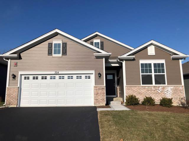 324 South Fork Drive, Gurnee, IL 60031 (MLS #10622971) :: Helen Oliveri Real Estate