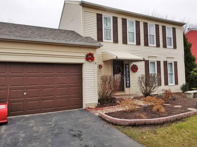 910 Tanglewood Drive, Algonquin, IL 60102 (MLS #10623075) :: Ryan Dallas Real Estate