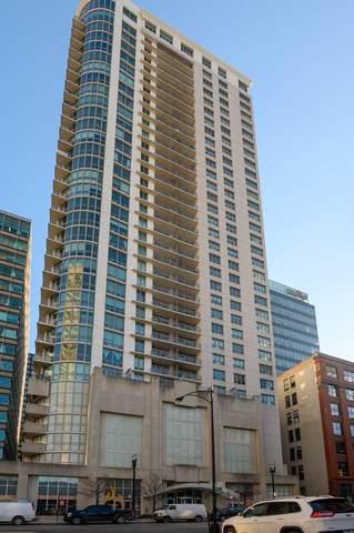 125 S Jefferson Street #2403, Chicago, IL 60661 (MLS #10623457) :: John Lyons Real Estate