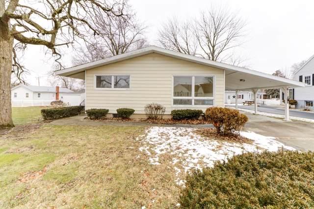 911 N Melvin Street, Gibson City, IL 60936 (MLS #10623516) :: Ryan Dallas Real Estate