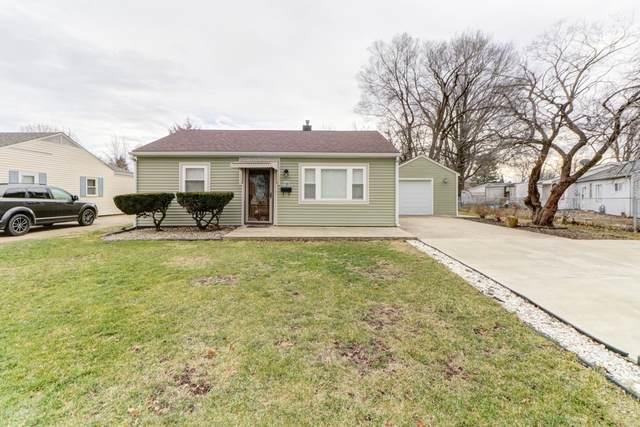 1004 Bel Aire Drive, Rantoul, IL 61866 (MLS #10623624) :: Ryan Dallas Real Estate