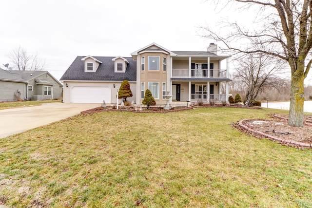 425 Moraine Drive, Rantoul, IL 61866 (MLS #10623698) :: Ryan Dallas Real Estate