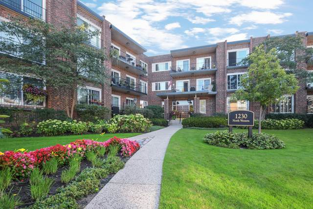 1230 N Western Avenue #111, Lake Forest, IL 60045 (MLS #10623719) :: O'Neil Property Group