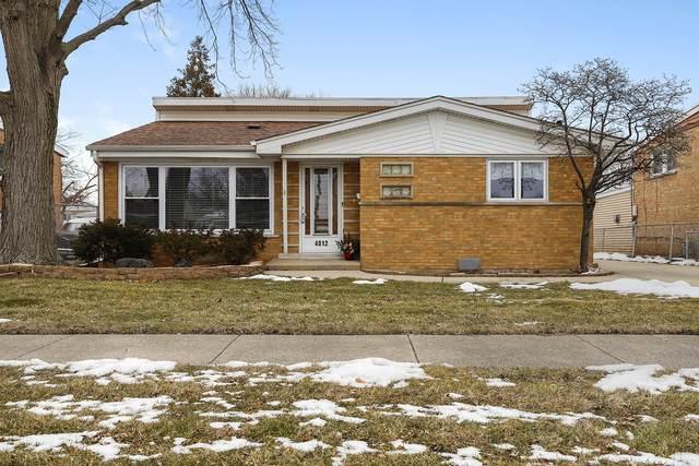 4012 W 106th Place, Oak Lawn, IL 60453 (MLS #10623859) :: Baz Network | Keller Williams Elite