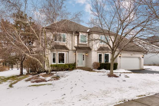 708 Chippewa Drive, Naperville, IL 60563 (MLS #10623884) :: The Spaniak Team