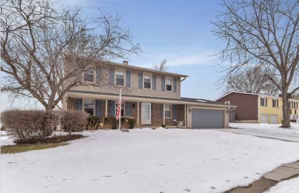 1850 Ridgewood Lane, Hoffman Estates, IL 60192 (MLS #10624068) :: Ani Real Estate