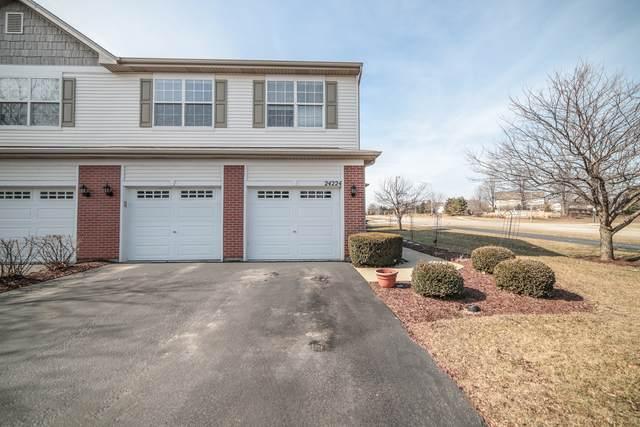 24224 W Walnut Circle, Plainfield, IL 60585 (MLS #10624428) :: John Lyons Real Estate