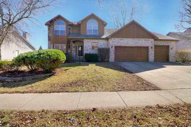 2601 Robeson Park Drive, Champaign, IL 61822 (MLS #10624763) :: Schoon Family Group