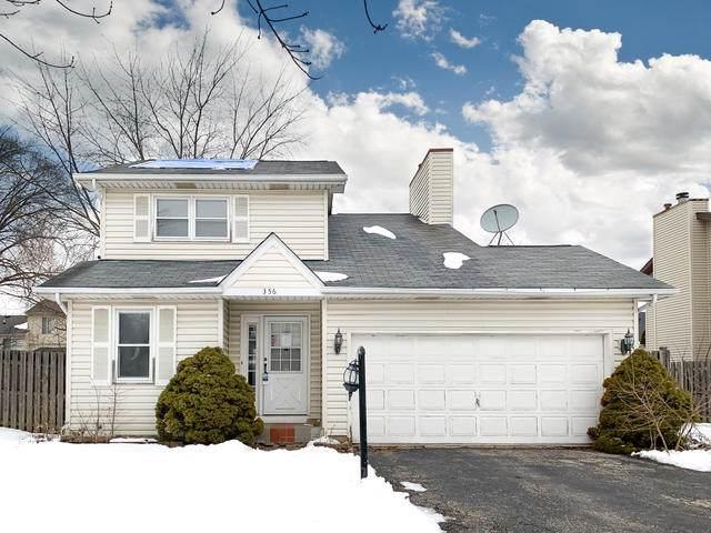 356 Westgate Terrace, Streamwood, IL 60107 (MLS #10624953) :: Ani Real Estate