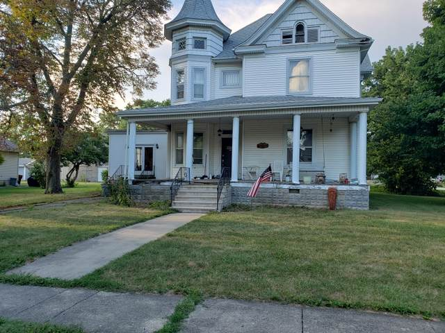 202 W 6th Street, Gridley, IL 61744 (MLS #10624980) :: Property Consultants Realty