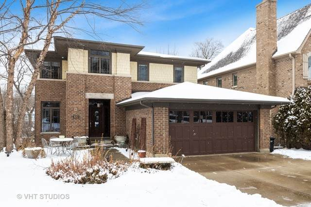 320 Ruby Street, Clarendon Hills, IL 60514 (MLS #10625140) :: The Dena Furlow Team - Keller Williams Realty