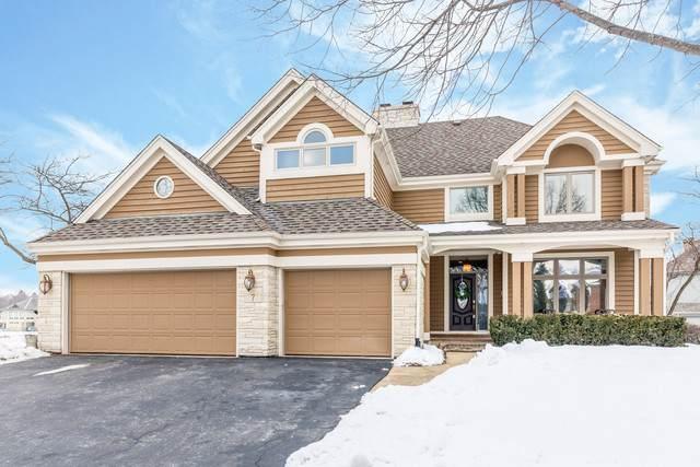 7 Pebble Beach Court, Lake In The Hills, IL 60156 (MLS #10625345) :: Ryan Dallas Real Estate