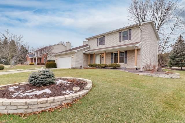 3108 Bristol Drive, Bloomington, IL 61704 (MLS #10625477) :: John Lyons Real Estate