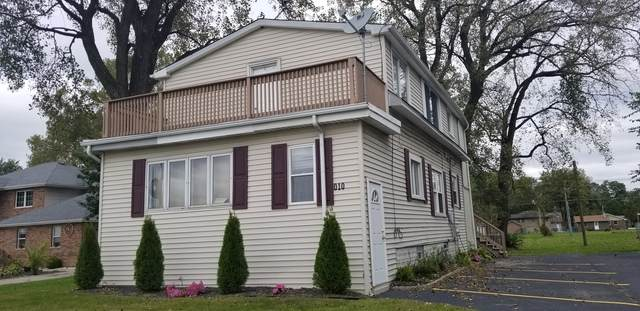 1010 175th Street, East Hazel Crest, IL 60429 (MLS #10625484) :: Property Consultants Realty
