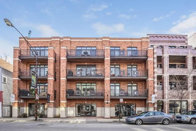 2107 W Belmont Avenue 4B, Chicago, IL 60618 (MLS #10625501) :: Touchstone Group