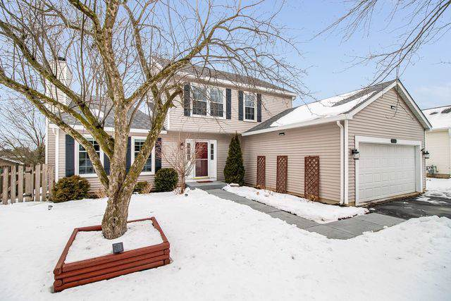 839 Pin Oak Circle, Cary, IL 60013 (MLS #10625522) :: Property Consultants Realty