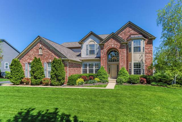 561 Saratoga Circle, Algonquin, IL 60102 (MLS #10625609) :: Ryan Dallas Real Estate