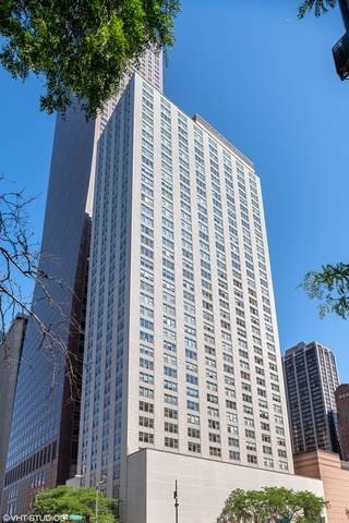 777 N Michigan Avenue #3500, Chicago, IL 60611 (MLS #10625753) :: Helen Oliveri Real Estate