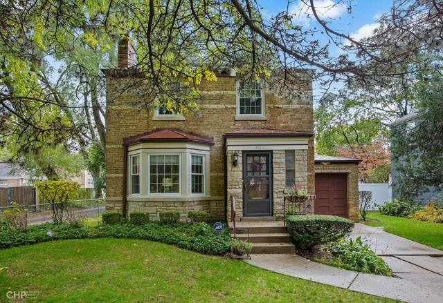 1912 Cleveland Street, Evanston, IL 60202 (MLS #10625810) :: Property Consultants Realty