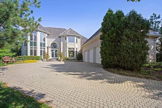 603 Ambriance Drive, Burr Ridge, IL 60527 (MLS #10626031) :: Lewke Partners
