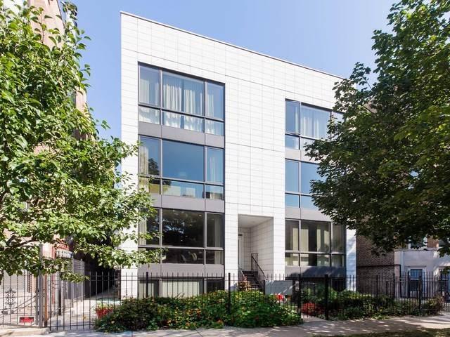 2324 W Huron Street 2E, Chicago, IL 60612 (MLS #10626181) :: John Lyons Real Estate