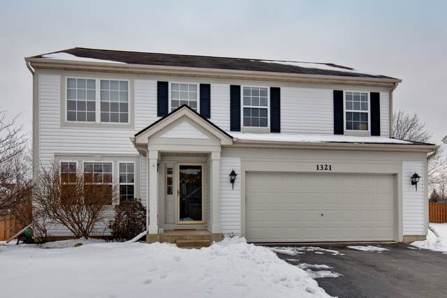 1321 Geneva Lane, Cary, IL 60013 (MLS #10626235) :: Property Consultants Realty