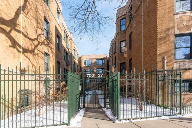 7023 N Sheridan Road 3N, Chicago, IL 60626 (MLS #10626278) :: Helen Oliveri Real Estate