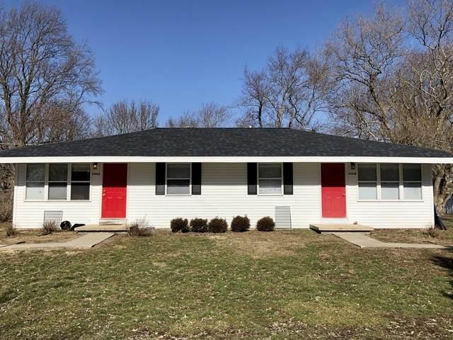 206 Proctor Lane, ST. JOSEPH, IL 61873 (MLS #10626382) :: Ryan Dallas Real Estate