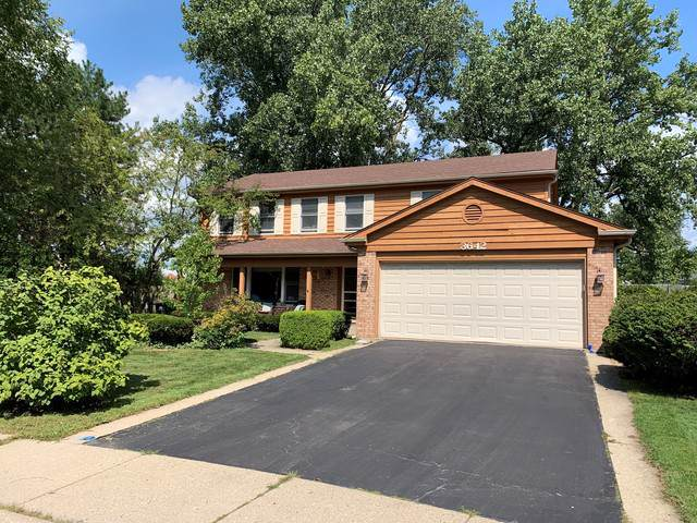 3642 Westfield Lane, Glenview, IL 60026 (MLS #10626416) :: Lewke Partners