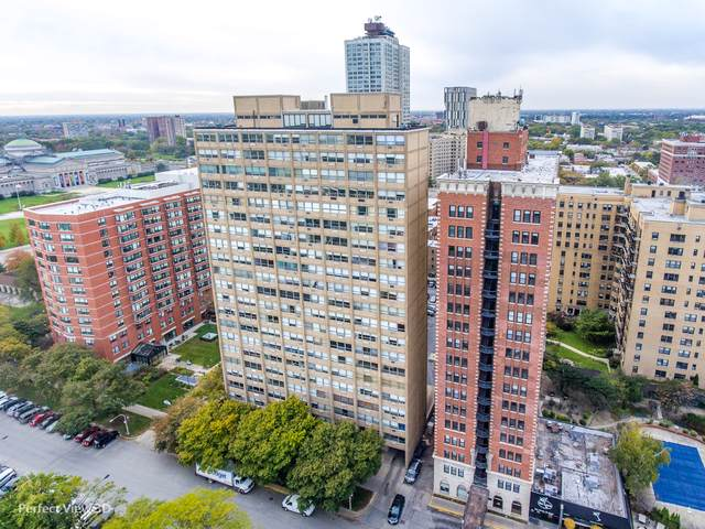 5530 S Shore Drive 4A-B, Chicago, IL 60637 (MLS #10626663) :: Property Consultants Realty